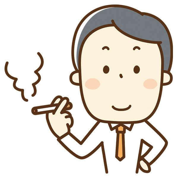 たばこなどで歯の汚れが気になる方