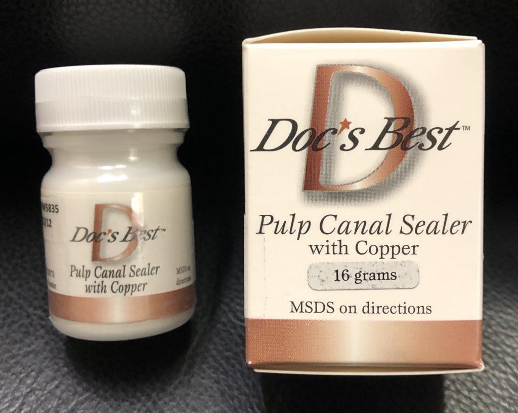 ドックスベストセメント療法の注意事項